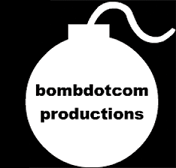 Bombdotcom Productions Logo